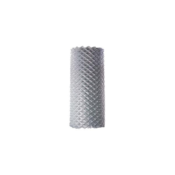 ALEKO Galvanized Steel 4 X 50 Feet Chain Link Fence Fabric, 12.5-AW Gauge