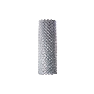 ALEKO Galvanized Steel 5 X 50 Feet Chain Link Fence Fabric, 11.5-AW Gauge