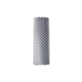 ALEKO Galvanized Steel 5 X 50 Feet Chain Link Fence Fabric, 12.5-AW Gauge