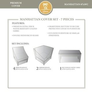 MANHATTAN-07a Protective Cover Set