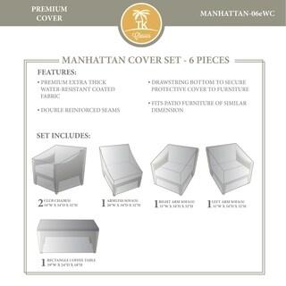 MANHATTAN-06e Protective Cover Set