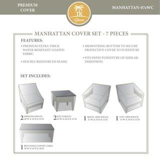 MANHATTAN-07e Protective Cover Set