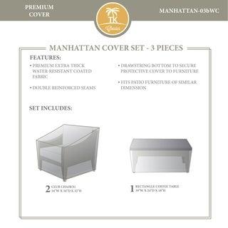 MANHATTAN-03b Protective Cover Set