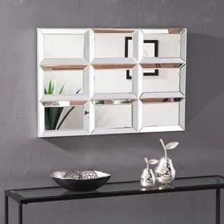 Harper Blvd Elissa Windowpane Decorative Mirror
