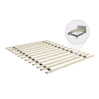 ONETAN, Heavy Duty Wooden Bed Slats/Bunkie Board Frame
