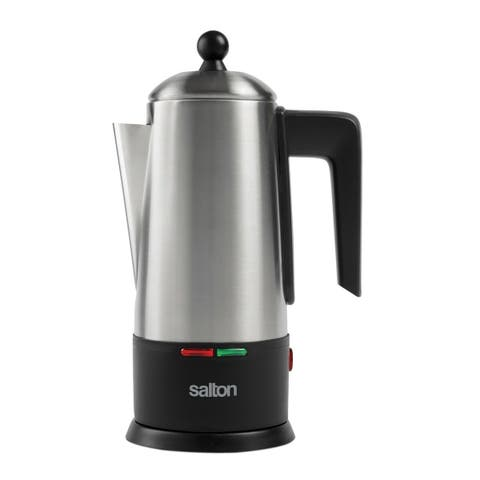 Salton Percolator Coffee Maker
