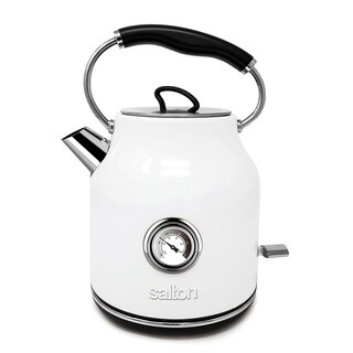 Salton Cordless Kettle 1.7 L/QT With Temperature Display