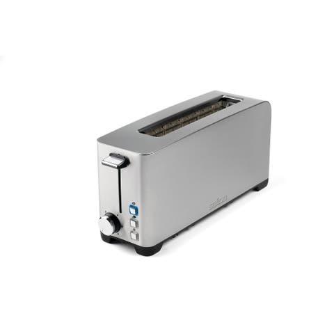 Salton Space Saving Long Slot Electronic Toaster