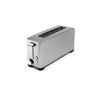 Salton Space Saving Long Slot Electronic Toaster