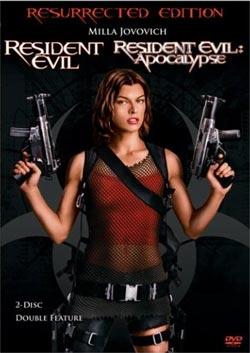 Resident Evil/Resident Evil: Apocalypse (DVD)