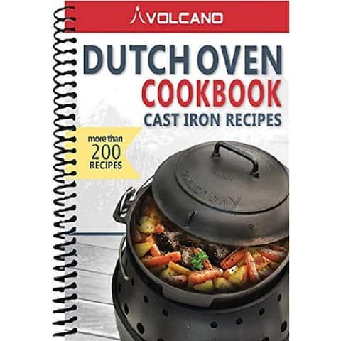 Volcano Dutch Oven Cookbook