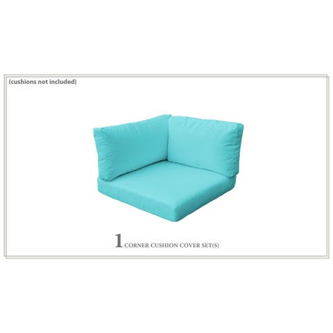 Covers for Corner Chair Cushions 4 inches thick