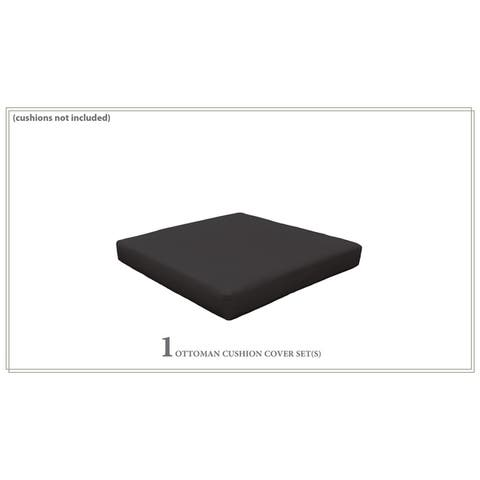 Cover for Ottoman Cushions 4 inches thick