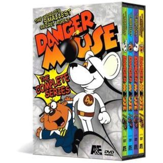 Danger Mouse: The Complete Series Megaset (DVD)