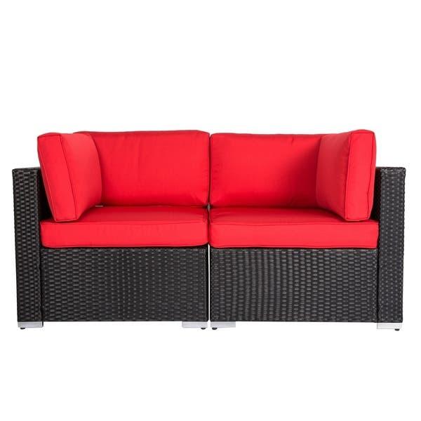 Kinbor 2 Piece Outdoor Furniture Patio