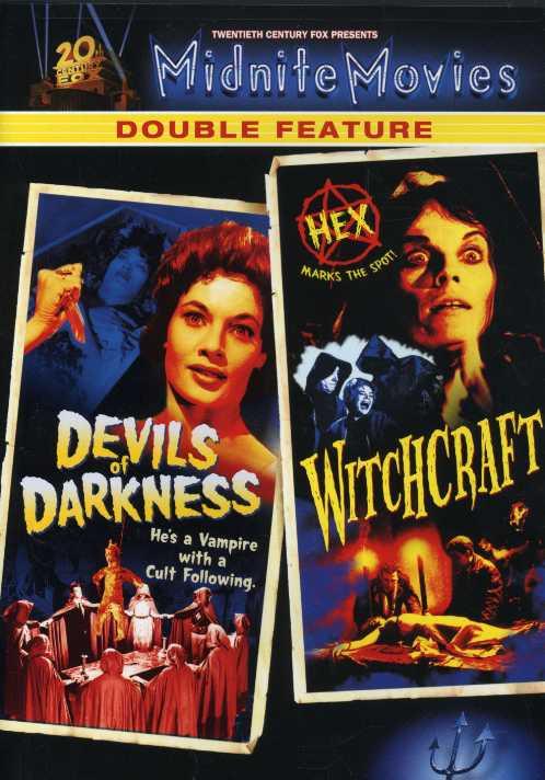 Devil Of Darkness/Witchcraft (DVD)