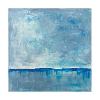 Julia Contacessi 'Salt' Canvas Art