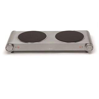 Salton Infrared Cooktop Double Burner