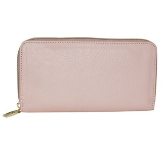Florence II Slim Single Zip Wallet
