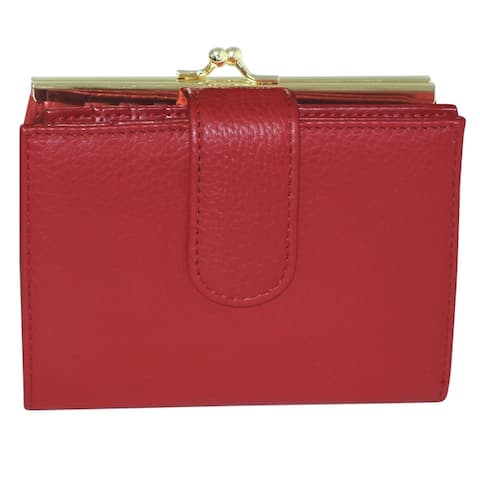 c9c19b45a82 Buy Red Women's Wallets Online at Overstock | Our Best Wallets Deals
