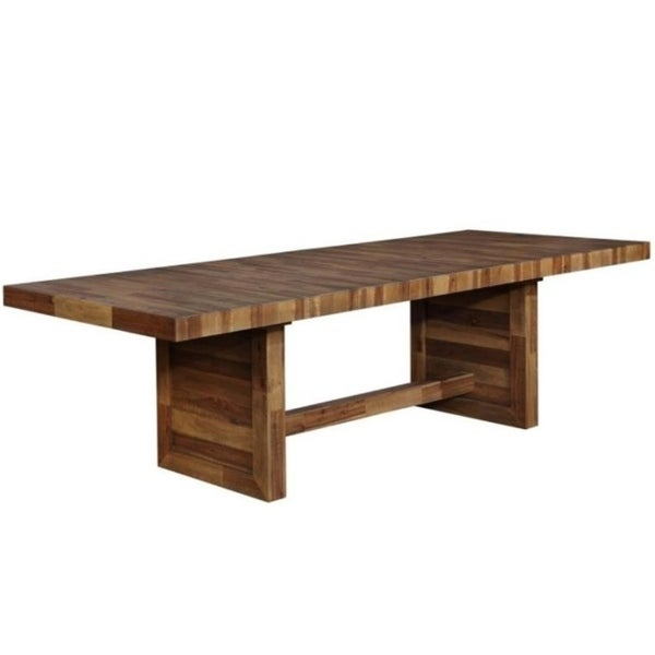 Eden Varied Natural Dining Table
