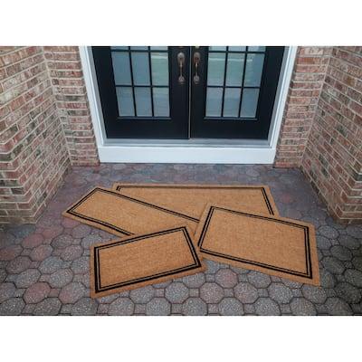 Slip Resistant Coir Doormat