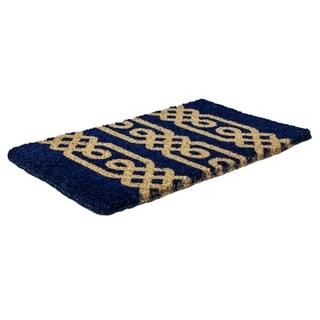 Nodus Handwoven Coconut Fiber Doormat