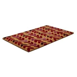 Heartwood Slip Resistant Coir Doormat