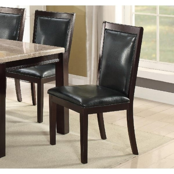 Darcy Faux Leather Dining Chair
