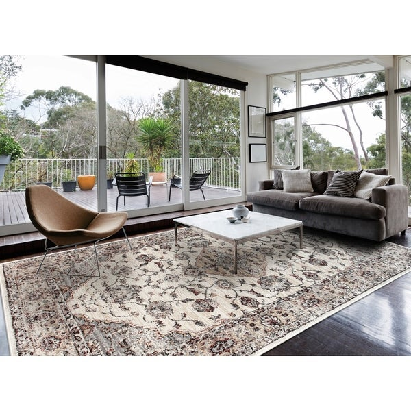 Astoria Loren Home Off-White Rug