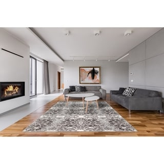 Astoria Kalina Home Grey Rug