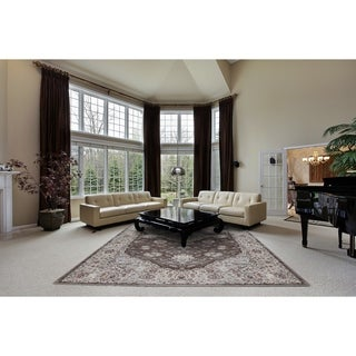 Astoria Loren Home Brown Rug
