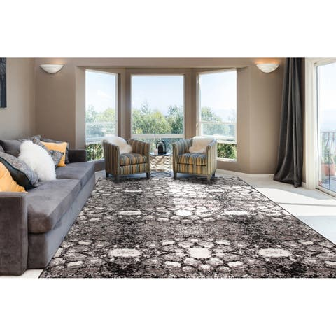Astoria Kalina Home Brown Rug