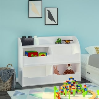 Link to Avenue Greene Berry Springs Toy Storage Bookcase Similar Items in Kids' Storage & Toy Boxes