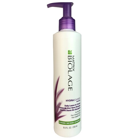 Matrix Biolage HydraSource 8.5-ounce Daily Leave-in Cream