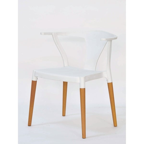 Mid century Modern Dining Chair with arm