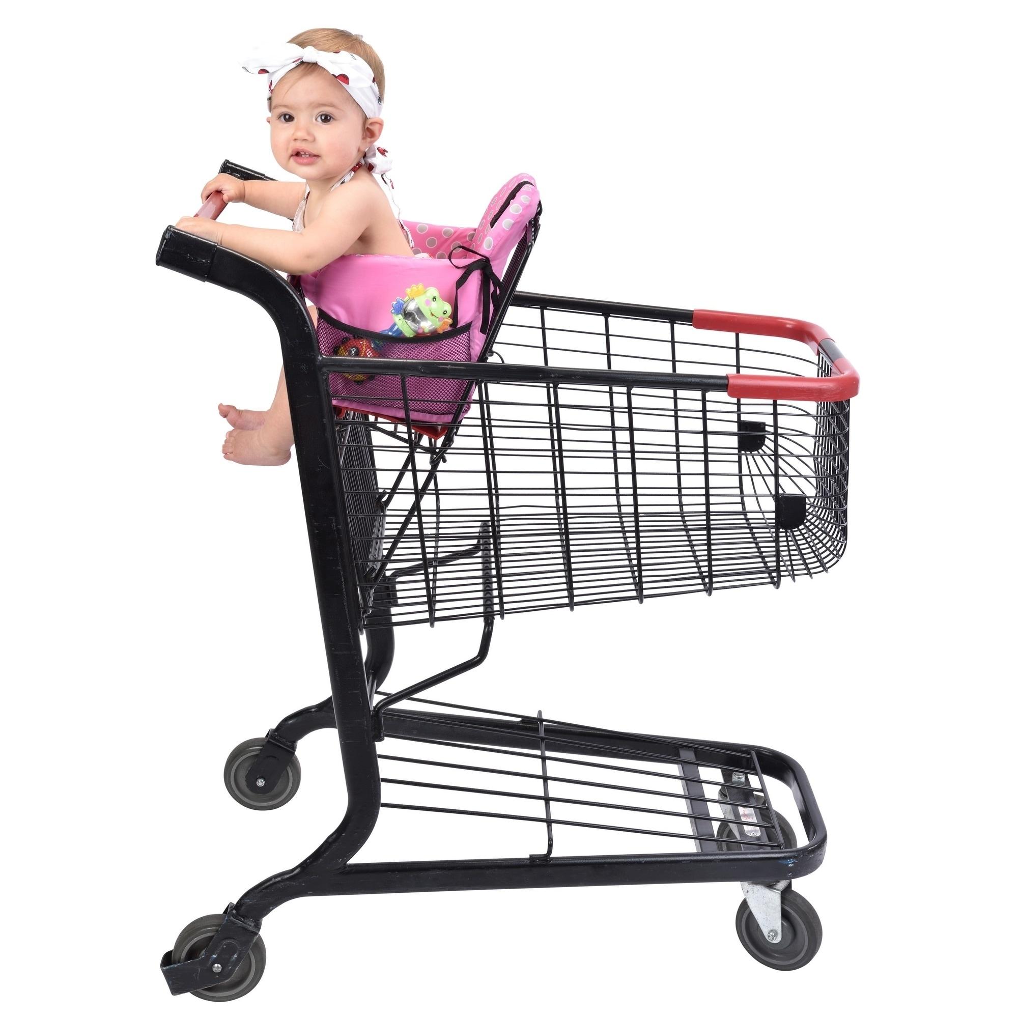 Incredible 4 24 Months Universal Fit Ziggy Momogo Baby Shopping Cart Spiritservingveterans Wood Chair Design Ideas Spiritservingveteransorg