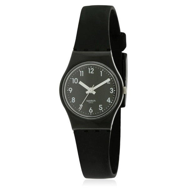 Swatch Lady Black Single Ladies Watch LB170E