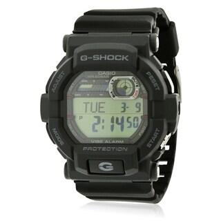 Casio G-Shock Vibration Alarm Mens Watch GD350-1CR