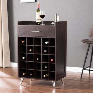 Harper Blvd Tulane Wine Storage Table
