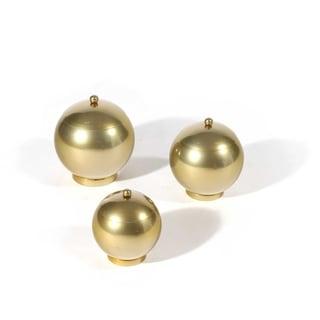Eseld (Set/3) Decorative Urns