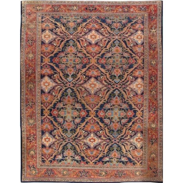 """Pasargad DC Antique Persian Malayer Rug - 9' x 11'8"""" - 9' x 11'8"""""""