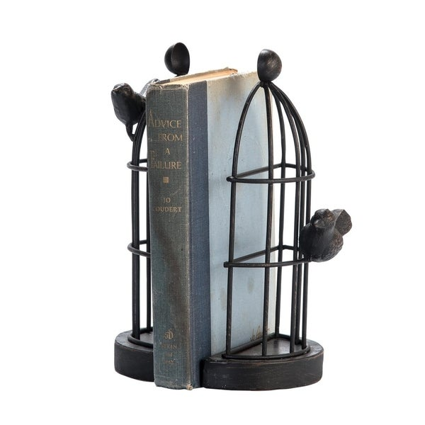 Bird Bookends, Set Of 2