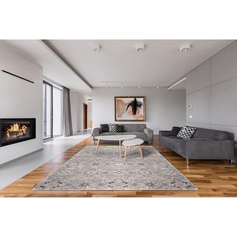 Astoria Chelsey Home Grey Rug