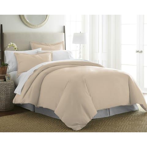 Pointehaven 525TC Luxury Long Staple Cotton Sateen Duvet Set