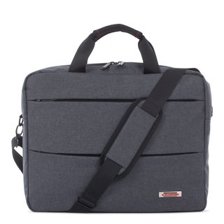 Swiss Mobility Elevate Briefcase - Polyester