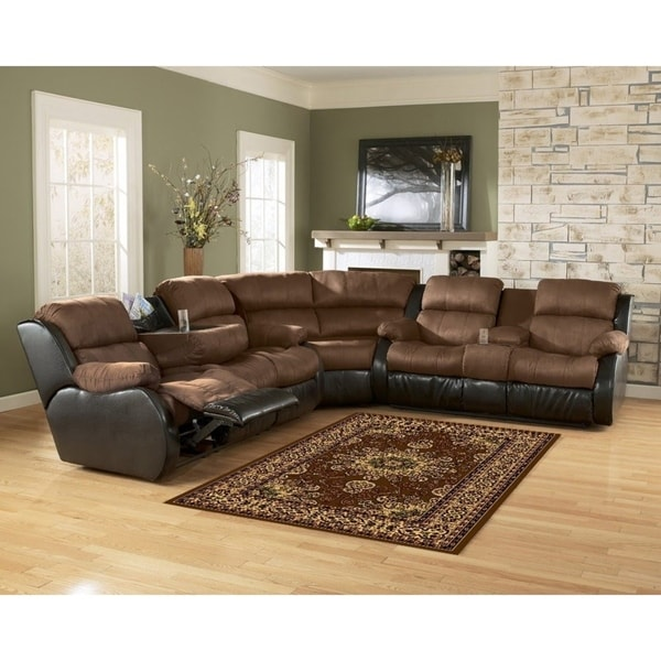 Ashley Furniture Layaway Program: Shop Meredosia Oriental Area Rug Nairobi 0307 Brown 8' X