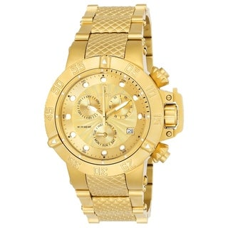 Invicta Women's Gabrielle Union 23177 Gold Watch
