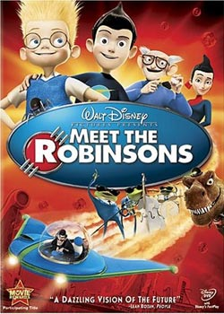 Meet The Robinsons (DVD)