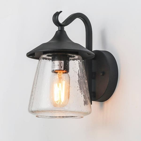 Lnc 1 Light Outdoor Wall Lights Fixture Traditional Porch Patio Wall Sconces W 6 25 X H 9 8 X E 7 9 Overstock 25454861
